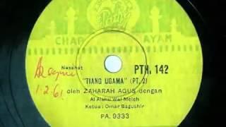TIANG UGAMA - ZAHARAH AGUS