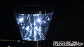 NC6327 - Lampes solaires à LED ''Suprême'' avec capteur PIR- Lot de 4