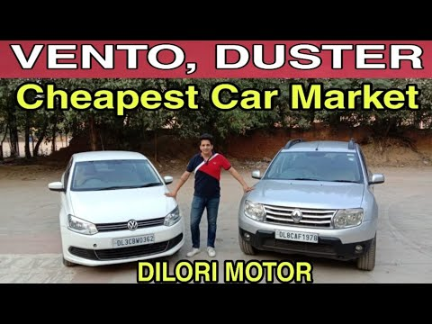 Volkswagen vento and Renault Duster For sale | preowned car | moto beast