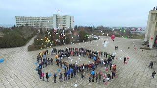 видео В День молодёжи отметили наших студентов