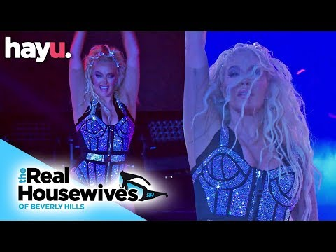 Erika Jayne Has Power Outage During Performance   Season 9   Real Housewives Of Beverly Hills