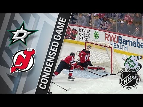 Dallas Stars vs New Jersey Devils – Dec. 15, 2017 | Game Highlights | NHL 2017/18. Обзор матча