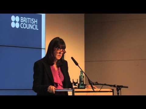 Dame Gail Rebuck holds keynote at the British Council Literature Seminar