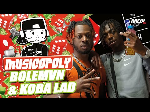 Youtube: Bolemvn & Koba La D – Musicopoly:« T'as déjà vu J.LO twerké toi?!»