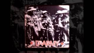D'Army 1st Album -  Amarah dan Kebencian