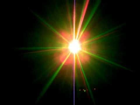 Đèn laser vòng quay ma thuật 4 hiệu ứng