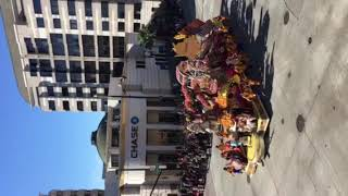 ROZ bowl parade 2016