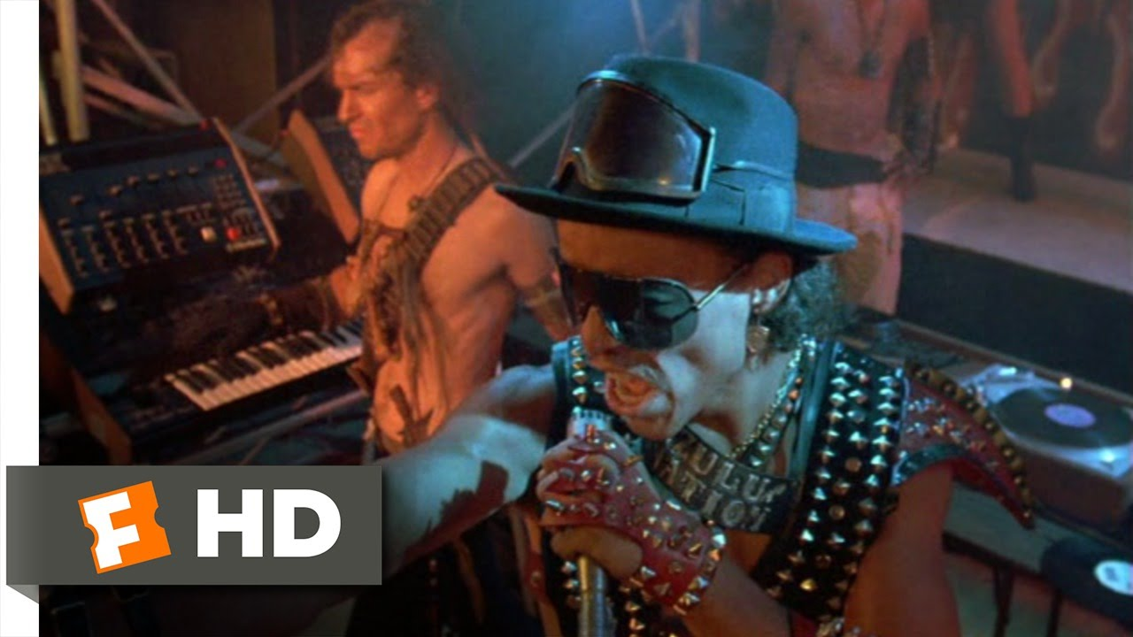 Breakin 2 Electric Boogaloo 5 9 Movie Clip Calling A