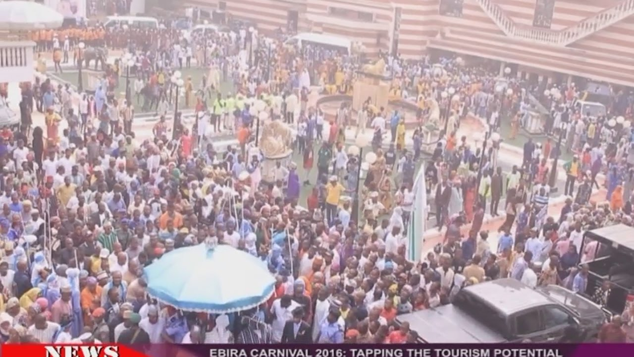 EBIRA CARNIVAL 2016: TAPPING THE TOURISM POTENTIAL