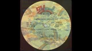 "THE SALSOUL ORCHESTRA. ""Ooh, I Love It (Love Break)"". 1982. 12"" Original Remix Shep Pettibone."