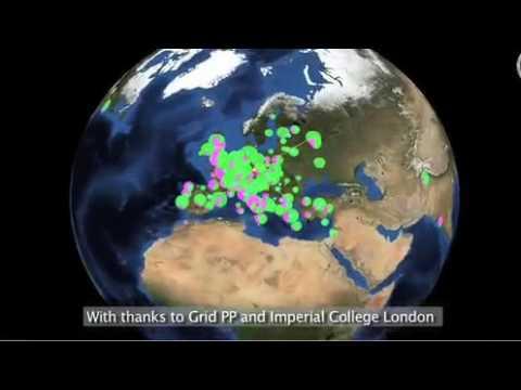 EUROPEAN GRID INFRASTRUCTURE