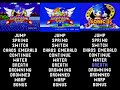 Sonic the Hedgehog Sound Effect and Jingle Comparison