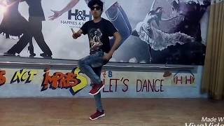 Robotics | popping&freestyle Dance |BODYGARD \ By AKASH SHARMA