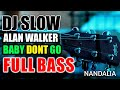 Dj Alan Walker Baby Dont Go Original Remix Nanda Lia