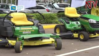 Ugandan commercial farmers slowly embracing agricultural machinery