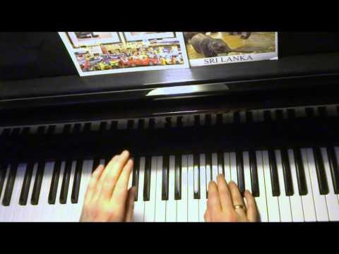 GM Rodriguez  La Cumparsita Piano