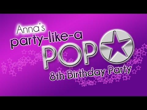 Passion Academy Birthday Parties