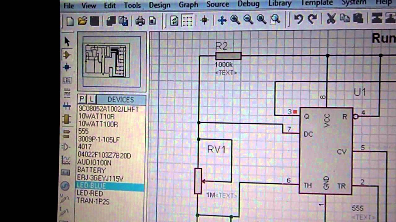 Led Pattern Flasher Using 555 Timer 4017 Counter And 2n2222a Led555 Based Solar Tracker Controlcircuit Circuit Diagram