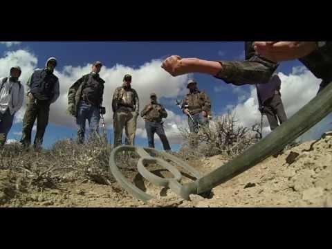The new GARRETT ATX hits GOLD in Nevada!