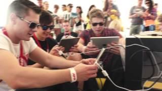 [EeOneGuy] - ФЕСТИВАЛЬ AFP, ФУТБОЛ В ШАРАХ, ДРИФТ | Эпик-Влог - Видео рерверс