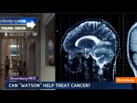 IBM's Breakthrough: Watson May Help Beat Cancer