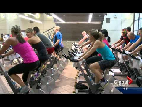 Calgary Spin Class