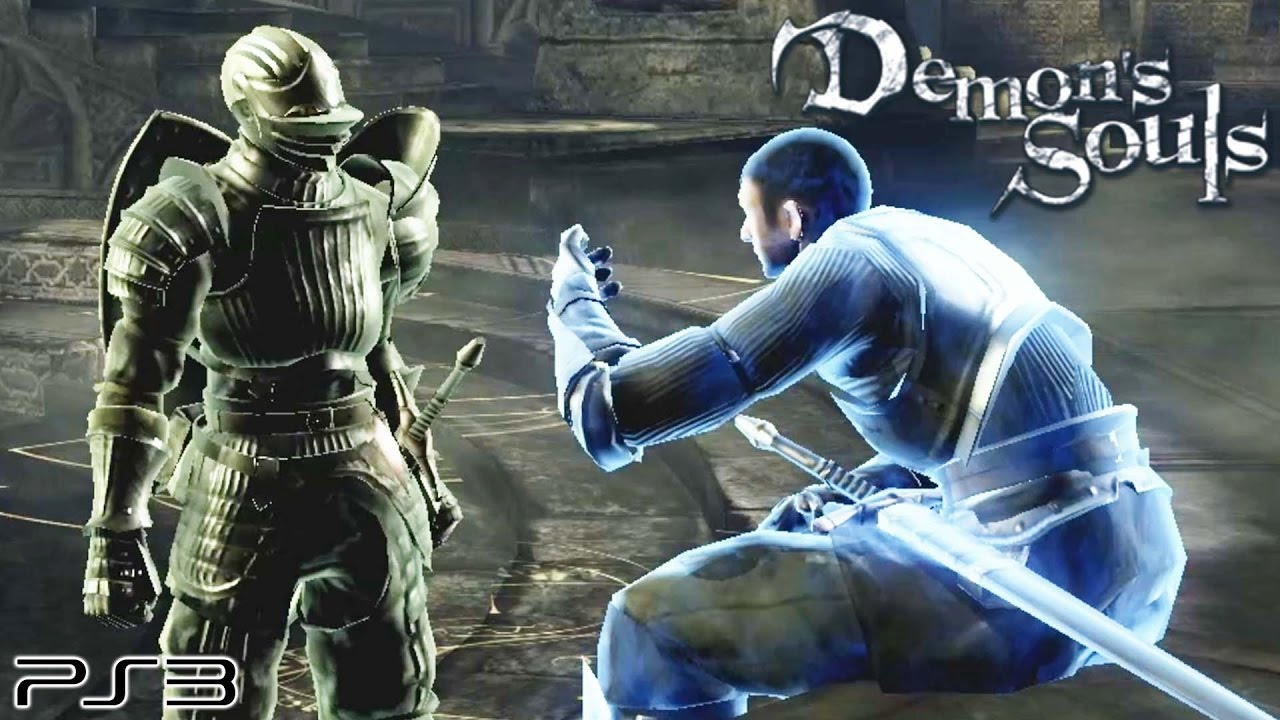 Demon's Souls - Ps3 Gameplay (2009) - YouTube