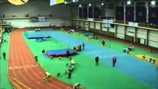 400м Мужчины Финал - Чемпионат Украины 2015 Сумы
