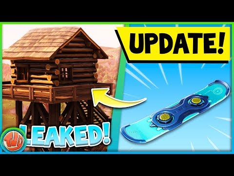 DE *NIEUWE* CONTENT UPDATE!! VAULTED ITEMS!! WEEK 5 LEAKED!! - Fortnite: Battle Royale