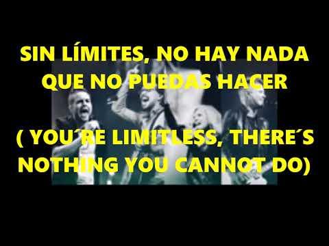 Sin límites -  Planetshakers ( Limitless - Planetshakers) Pista karaoke