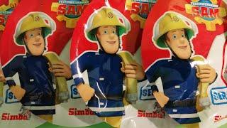 New 2019!!! Feuerwehrmann Sam / Firefighter Sam / /Fireman Sam / İtfaiyeci Sam /пожарный Сэм /