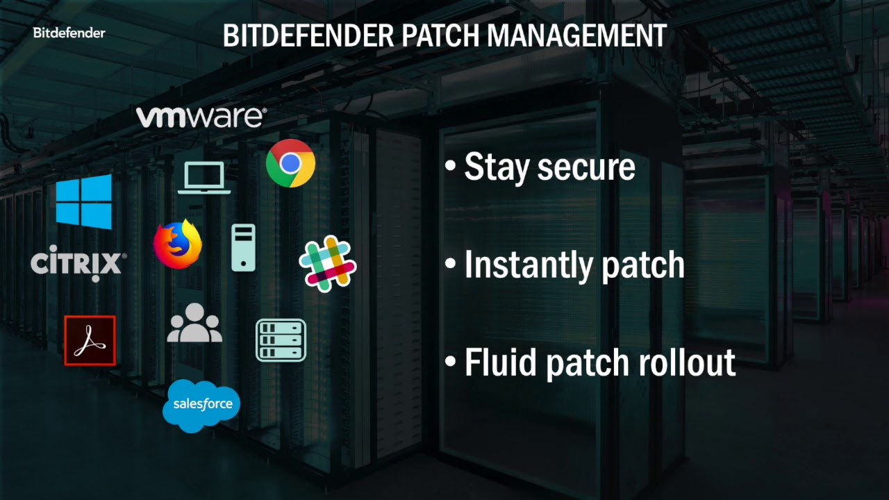 Bitdefender GravityZone Patch Management