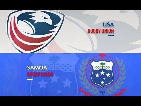 USA v Samoa | FULL MATCH (Samoan Commentary)