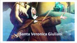 Santa Veronica Giuliani - Biografia -