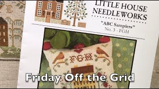 Off the Grid Needlearts - Friday Off the Grid - Ep.30