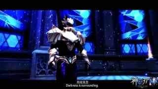 Efunfun 神之刃-Sword of God 宣传片 完整版