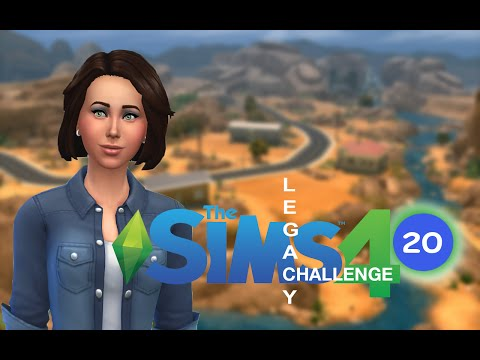 Legacy Challenge: #20 Gossip | The Sims 4