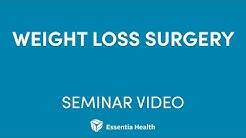 Essentia Health Weight Loss Management Program