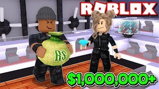 BECOMING THE #1 THIEF IN ROBLOX