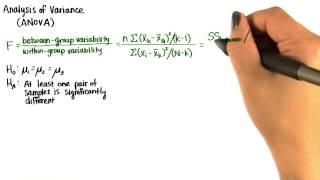 Formula for F-Ratio - Intro to Inferential Statistics