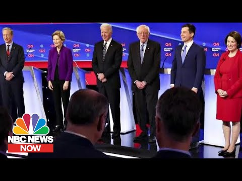 Fact-Checking January's Democratic Debate   NBC News NOW
