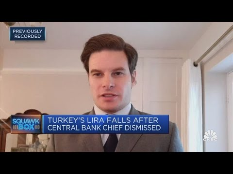 Turkey's new central bank chief appears to have 'very worrying' monetary policy views, strategist sa