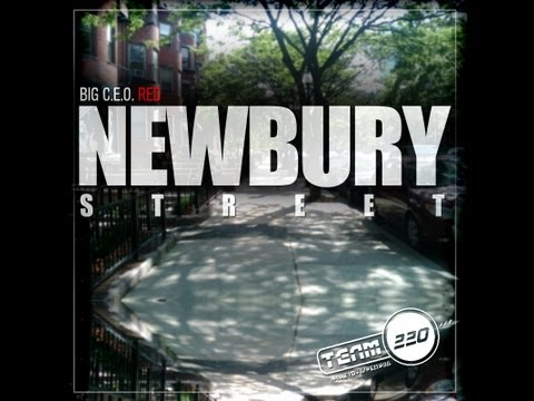 NEWBURY STREET - Big CEO Red (DIRTY)