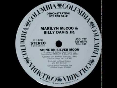 Marilyn McCoo & Billy Davis Jr - Shine On Silver Moon (1978).wmv