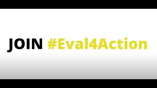 #Eval4Action around the world
