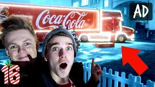 EVER WONDERED WHATS INSIDE THE COCA-COLA TRUCK? thumbnail