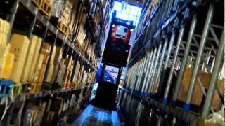 Система управления складом Manhattan Associates в компании Halfords