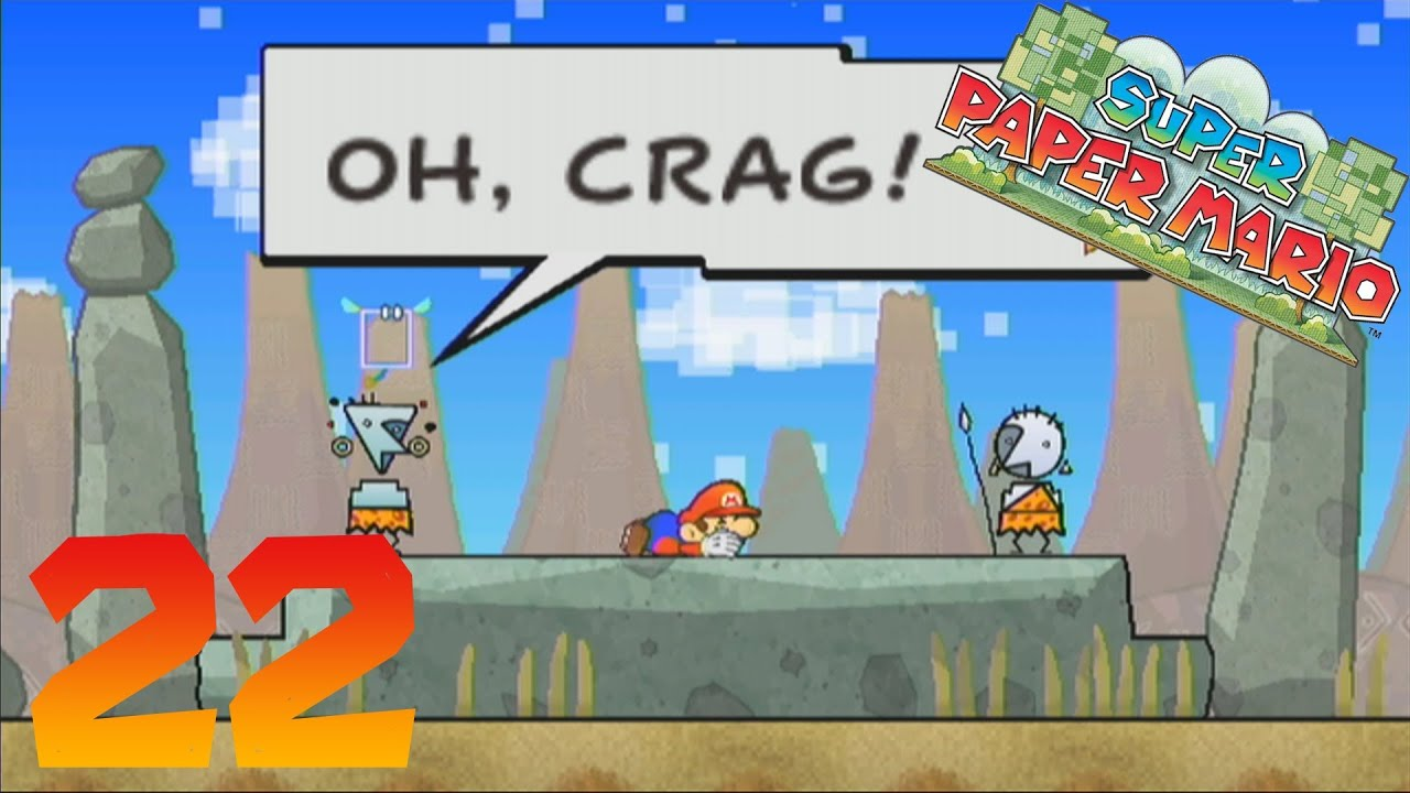 Super Paper Mario Episode 22 5 1 Youtube