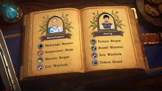 Bunnyhoppor vs. SNJing – Group A Winners – HCT World Championship 2019