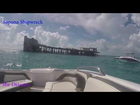 She Detector Vlog 3 - Bimini Bahamas